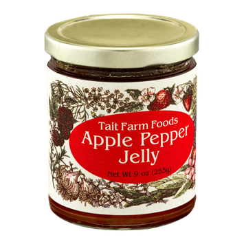 Tait Farm Foods Apple Pepper Jelly
