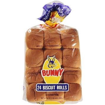 Bunny: Enriched Biscuit Rolls, 24 Oz
