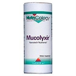 Nutricology - Mucolyxir Nanotech Nutrients - 12 ml.