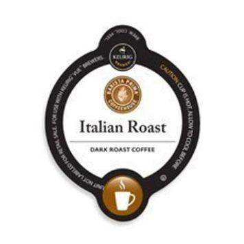 Barista Prima Italian Roast Coffee Keurig Vue Portion Pack, 24 count