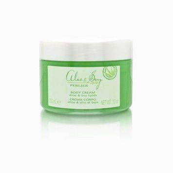 Perlier Aloe Soy 200ml/7oz Body Cream