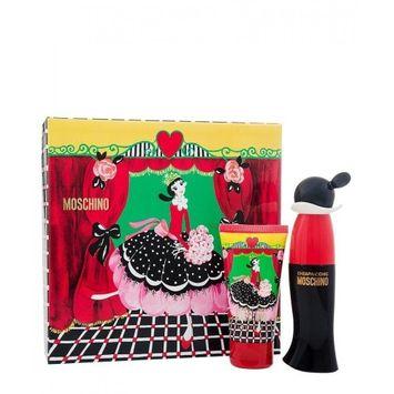 MOSCHINO, Cheap and Chic Eau de Toilette Spray 30 ml + BL 50 ml im Set