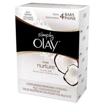 Olay Simply Nurture Coconut Milk Beauty Bars
