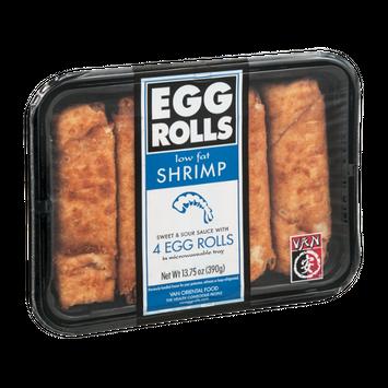 Van Egg Rolls Shrimp - 4 CT