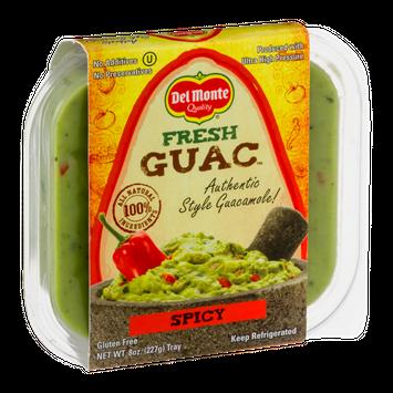 Del Monte® Fresh Guac Spicy