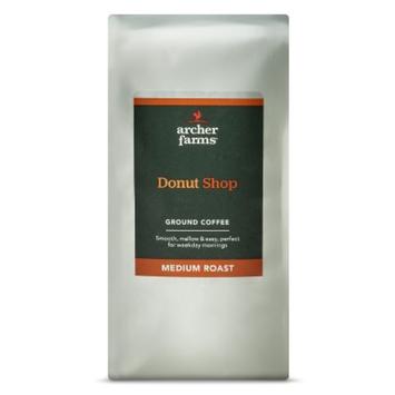 Archer Farms Donut Shop Blend Ground Coffee - 12 oz.