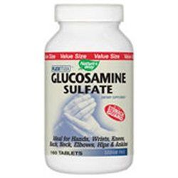 tures Way FlexMax Glucosamine Sulfate 160 tabs from Nature's Way