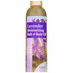 Sunshine Spa - Bath & Body Oil Almond Blend - 8 oz.