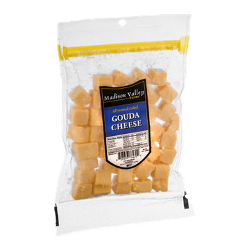 Madison Valley Farms Gouda Cheese Cubed