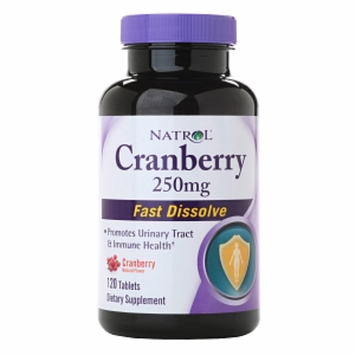Natrol Cranberry 250 mg