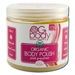 Trillium Organics - Organic Body Polish Pink Grapefruit - 24 oz.