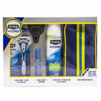 Schick Hydro 5 Gift Pack for Men, 1 ea