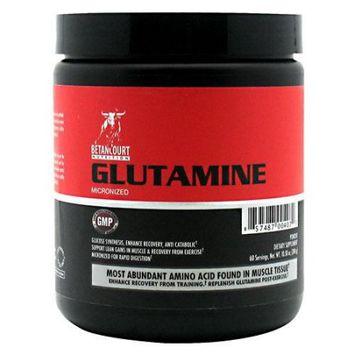 Betancourt Nutrition Glutamine Micronized 10.58 oz
