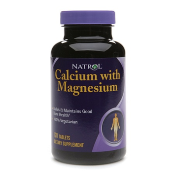 Natrol Calcium with Magnesium