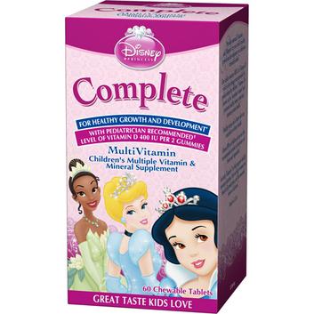 Disney Princess Multivitamin Complete
