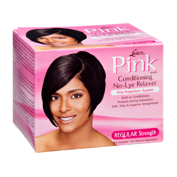 Luster's Pink Regular Strength Conditioning No-Lye Relaxer