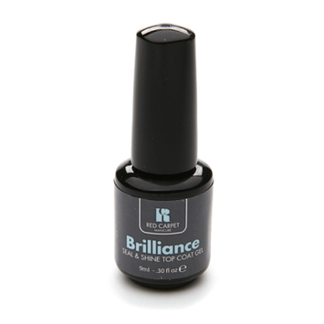 Red Carpet Manicure Brilliance Seal & Shine Top Coat Gel