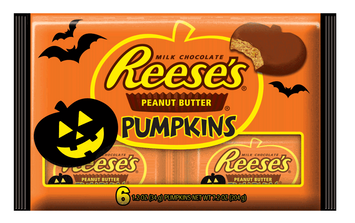 Reese's Peanut Butter Cup Pumpkins Milk Chocolate