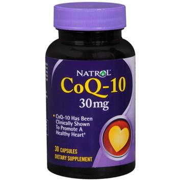 Natrol Coenzyme Q-10