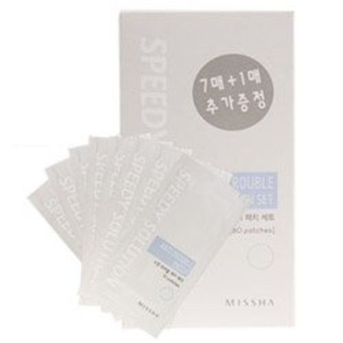 Missha Speedy Solution Anti-Trouble Patch Set
