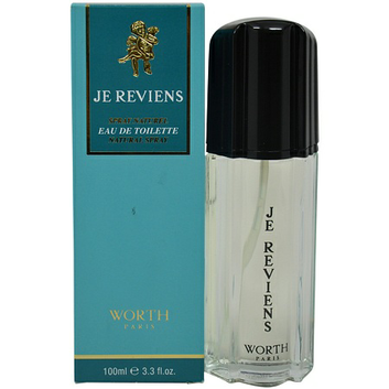Je Reviens by Worth Je Reviens Eau De Toilette Spray 3.3 oz
