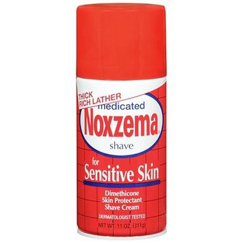 Noxzema Shaving Medicated Shave For Sensitive Skin