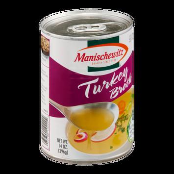 Manischewitz Turkey Broth