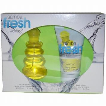 Samba Fresh Gift Set for Women, 1 set