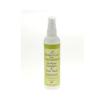 Medline Soothe & Cool Herbal Shampoo & Body Wash