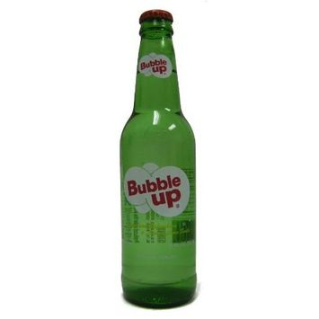 Orca Beverage (Retro) Bubble Up Made with Real Cane Sugar 12 Pack
