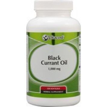 Nutraceutical Sciences Institute  NSI Vitacost Black Currant Oil -- 1000 mg - 120 Softgels