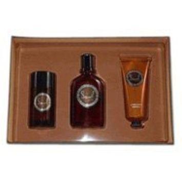 Curve Soul By Liz Claiborne For Men. Set-cologne Spray 3.4 Ounces & Aftershave Balm 3.4 Ounces & Deodorant Stick 2.6 Ounces