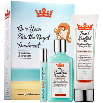 Shaveworks Skin Royalty Signature Kit
