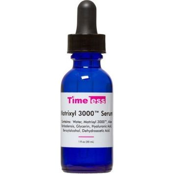 Timeless Skin Care Matrixyl 3000 Serum w/ Hyaluronic Acid 1 oz.