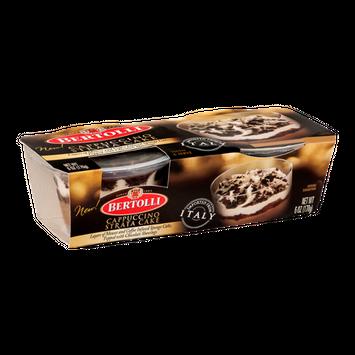Bertolli® Cappuccino Strata Cake