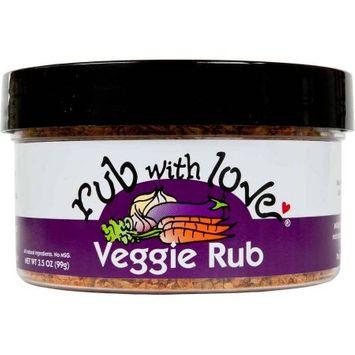 Tom Douglas Rub with Love Veggie Rub, 3.5 oz