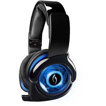 PDP Afterglow Karga Headset for Xbox One, Blue