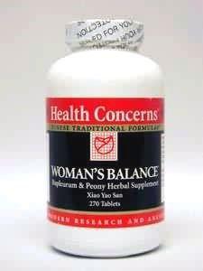 Health Concerns Women's Balance 270t