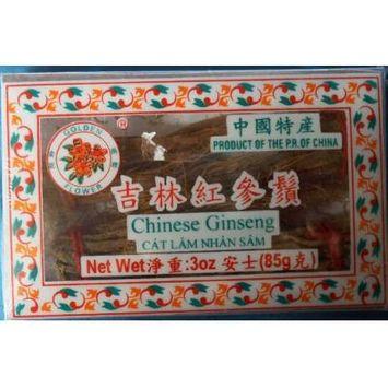 Golden Flower - Chinese Ginseng, 3 Oz.