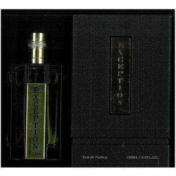 Exception Bronze 3.4 Fl. oz. Eau De Parfum Spray Men by Yzy