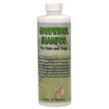 Goodwinol Shampoo for Cats Dogs (8 oz)