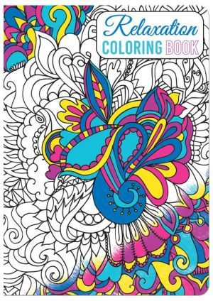 Relaxation Coloring Book