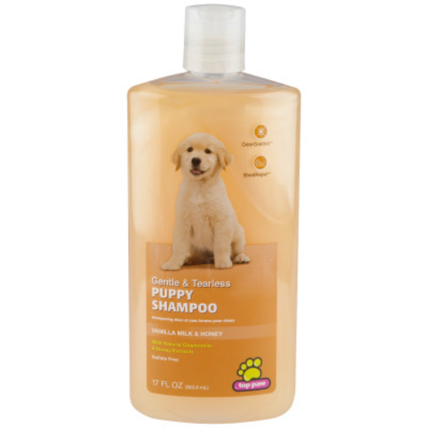 Top Paw Gentle and Tearless Puppy Shampoo