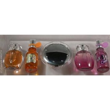 Liz Claiborne Collection Perfume 5 Piece Miniature Gift Set for Women, 0.5 Ounce