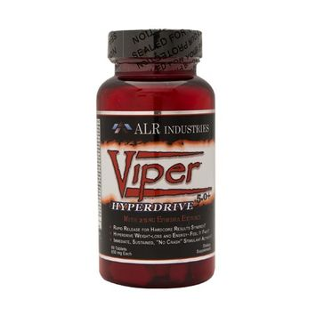 ALR Industries Viper Hyperdrive 5.0 With Ephedra 650 mg 60 tablets