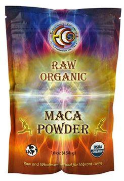 Earth Circle Organics Maca Powder 16 Oz.