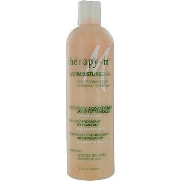 Therapy-g SuperMoistureShine Moisturizing Conditioner and Detangler (For Dry Damaged or Chemically Treated Hair) 350ml/12oz