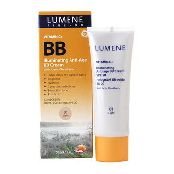 Lumene Vitamin C+ Illuminating Anti-Age BB Cream