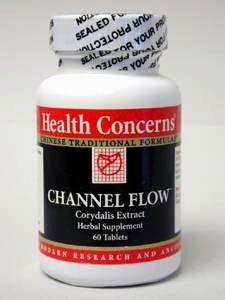 Health Concerns Channel Flow 60t