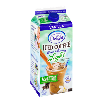 International Delight Iced Coffee Light Vanilla